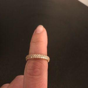 Pandora Jewelry - 💎 Elegant Pavé Band Ring